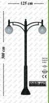 Park-Garden Lighting Poles