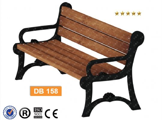 DB 158 Sitting Benches