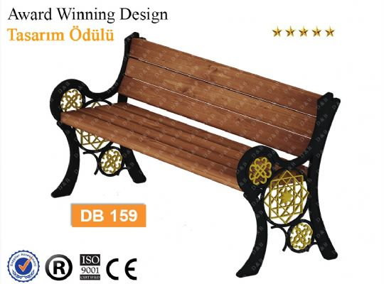 DB 159 Sitting Benches