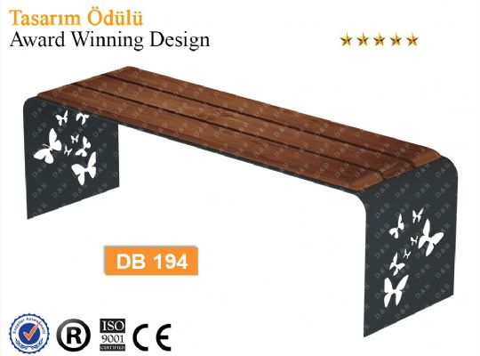 DB 194 Sitting Benches