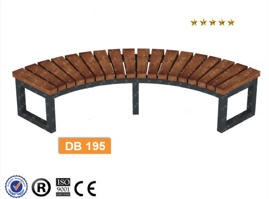 DB 195 Sitting Benches