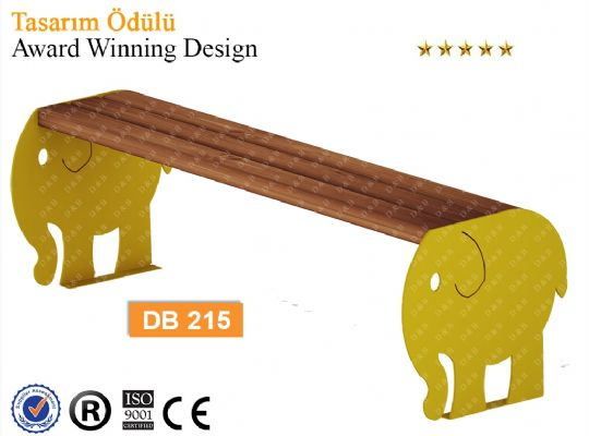 DB 215 Sitting Benches