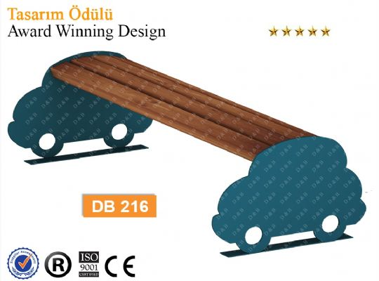 DB 216 Sitting Benches