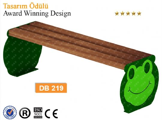 DB 219 Sitting Benches
