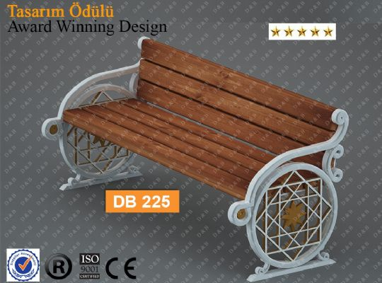 DB 225 Sitting Benches