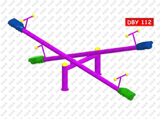 DBY 112 Double Seesaw